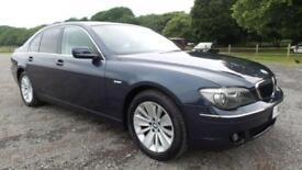 2005 BMW 7 SERIES 3.0 730D SE 4D AUTO 228 BHP DIESEL