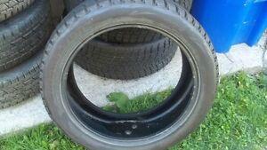 4 x Hiver 285-45-22  Bridgestone Blizzac