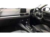 2014 Mazda 3 Mazda Diesel Hatchback Sport Diesel red Automatic