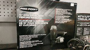 Pro-Point 15 degree Coil Siding and Fencing Nailer