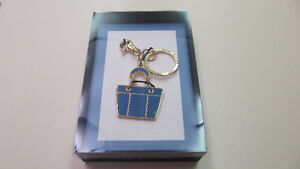 Tommy Hilfiger hang tag/key chain/ purse fob new in box