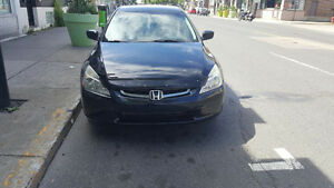 2005 Honda Accord hybride