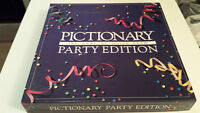 Pictionary Party Edition, Twister and more