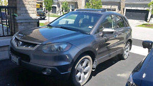 2008 Acura RDX AWD / NAV TECH PKG 4CYL - TURBO