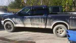2003 ford f150 lariat fx4 supercrew
