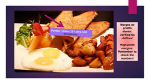 Restaurant Franchise Déjeuner-Breakfast Franchise – RKRP-0002