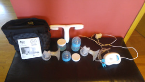 First Years Quiet Expressions Double Electric Breast Pump