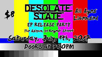 Desolate State EP Release Party