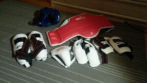 Kids' Sparring Gear for Martial Arts