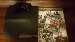 Playstation 3 With 30+ Games