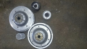 polaris secondary clutch ,spring and helixes