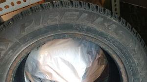 Perrelli winter tires Peterborough Peterborough Area image 2