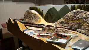 Excellent scenic N scale layout  Kingston Kingston Area image 2
