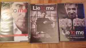Lie to Me série complète