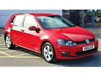 2015 Volkswagen Golf 1.4 TSI Match 5dr Hatchback Hatchback Petrol Manual