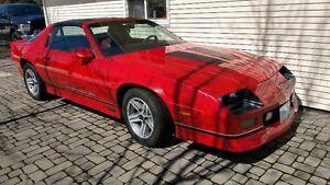 1987 Chevy Camaro IROC