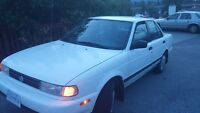 1991 Nissan Sentra - Great Condition