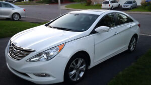 Hyundai Sonata Limited 2013 Loaded! Priced to sell!