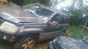 2002 Jeep Cherokee limited parts or woods buggy $400 o.b.o