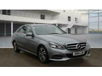 2014 Mercedes-Benz E-CLASS 2.1 E220 CDI SE 4d 168 BHP Saloon Diesel Automatic