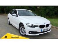 2017 BMW 3 Series 330e SE Step with Sat Nav Par Automatic Petrol/Electric Saloo