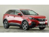 2019 Peugeot 3008 1.5 BlueHDi Allure 5dr Estate diesel Manual