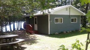 waterfront cottage on Mcquaby LAKE / randrcottages.ca