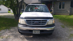 2000 Ford F150 Flatbed