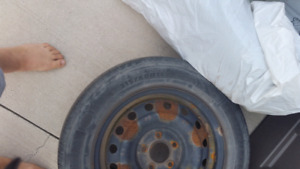 Tires  215/60/16   tires  OK  mostly for rims    30 bucks each