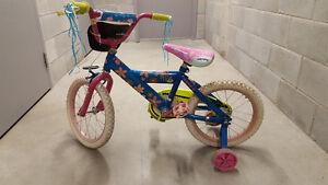 A girl bike for sale