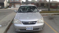A beautiful 2004 Chevrolet Optra LS Sedan for SALE