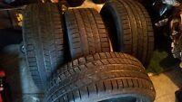 4 Pirelli Scorpion ice and snow 265-50-19