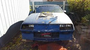 1984 Camaro Z28 project car or parts