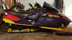 Very clean sled. Tons of upgrading London Ontario image 3