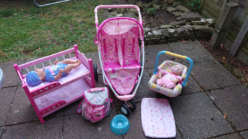 6c7257840b6 Dolls and accessories bundle for sale | in Ipswich, Suffolk | Gumtree