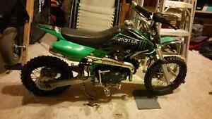 125cc gio pit bike for sale