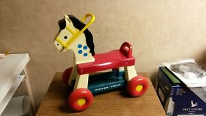 Fisher Price Riding Horse