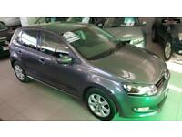 2012 VOLKSWAGEN POLO MATCH Grey Manual Petrol