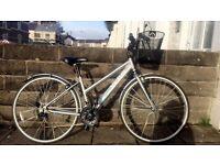 Women's Apollo Virtue Hybrid Bike