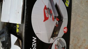 Tool wet saw