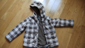 ROOTS Spring / Fall Jacket Size 5T