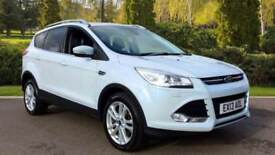 2013 Ford Kuga 2.0 TDCi Titanium X 5dr 2WD Manual Diesel Estate