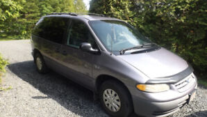 PLYMOUTH VOYAGER 1997