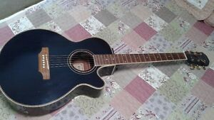 New York Pro Guitar with pickup