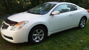 2008 Nissan Altima S Coupe (2 door)