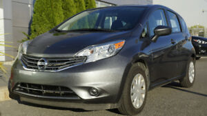 REPRISE DE LOCATION! 2016 Nissan Versa SV Berline