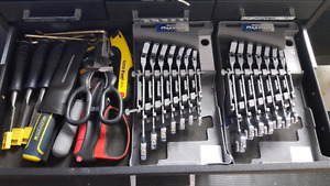 2 Brand new Torin Tool chests full of brand new tools