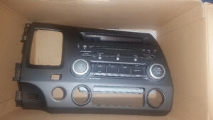 2006 2007 2008 2009 2010 2011 Honda Civic Radio Cd Player