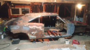Charger 1970 GROS PROJECT