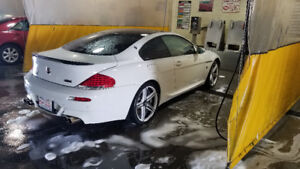 2007 BMW M6 Coupe 550 hp v10
